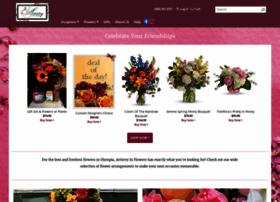 artistrynflowers.com