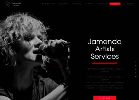 artists.jamendo.com