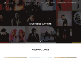 artists.musicbed.com