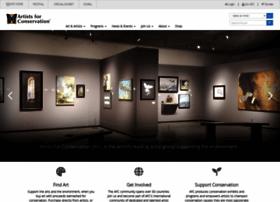 artistsforconservation.org