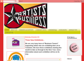 artistsinbusiness.blogspot.com