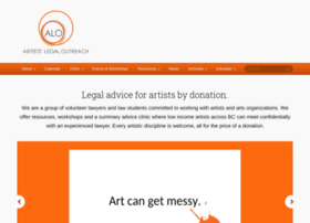 artistslegaloutreach.ca
