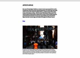 artistsspace.org