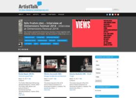 artisttalk.eu