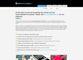 artistwebsitepro.com