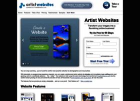 artistwebsites.com