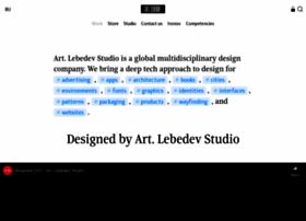 artlebedev.com