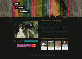 artloverdating.co.uk