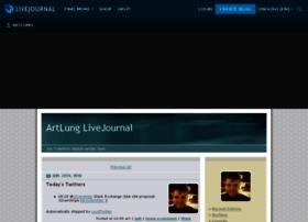 artlung.livejournal.com