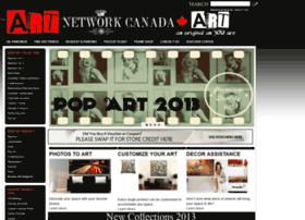 artnetworkcanada.com