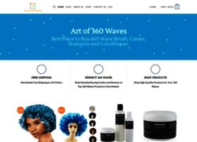 artof360waves.com