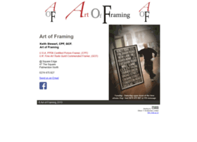 artofframing.co.nz