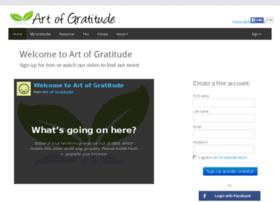 artofgratitude.com