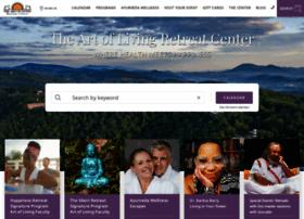 artoflivingretreatcenter.org