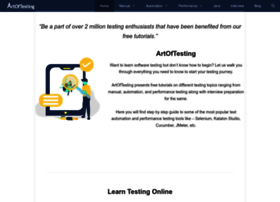 artoftesting.com