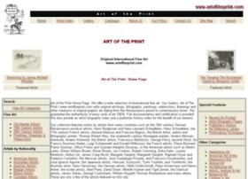 artoftheprint.com