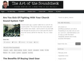 artofthesoundcheck.com