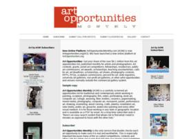 artopportunitiesmonthly.com
