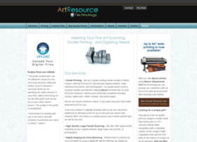 artresourcetechnology.com