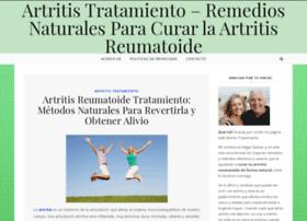 artritistratamiento.info