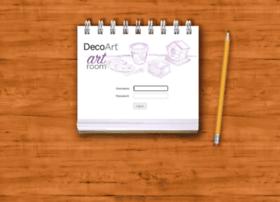 artroom.decoart.com