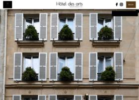 arts-hotel-paris.com