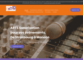 arts-sonorisation.com