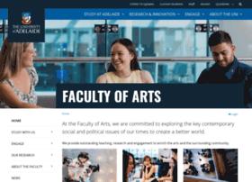 arts.adelaide.edu.au