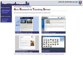 arts.st-andrews.ac.uk