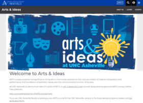 arts.unca.edu