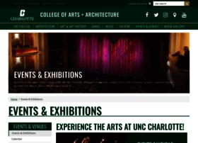 arts.uncc.edu