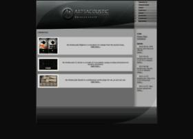 artsacoustic.com