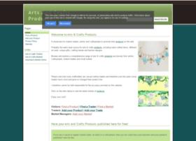 artsandcraftsproducts.co.uk