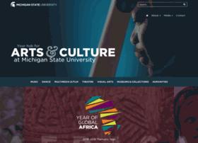 artsandculture.msu.edu