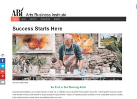 artsbusinessinstitute.com
