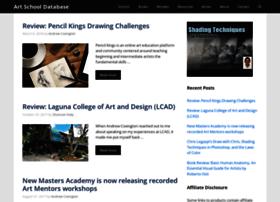 artschooldb.com