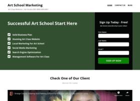 artschoolmarketing.com