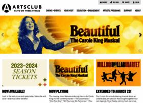 artsclub.com