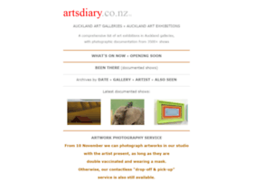artsdiary.co.nz