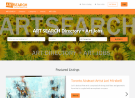artsearch.us