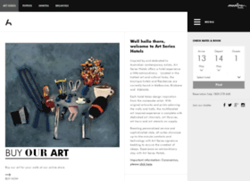artserieshotels.com.au