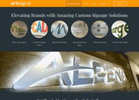 artsigns.com