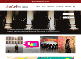 artsinstitute.stanford.edu