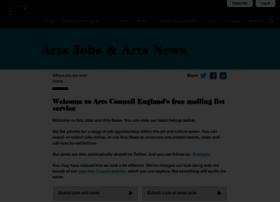 artsjobs.org.uk