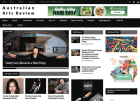 artsreview.com.au