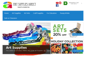 artsuppliesdirect.com