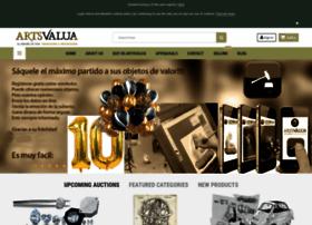 artsvalua.com