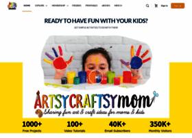 artsycraftsymom.com