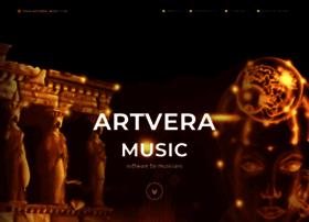 artvera-music.com
