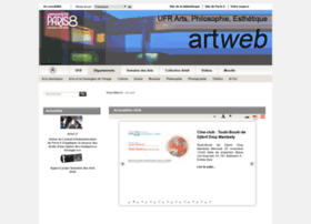 artweb.univ-paris8.fr